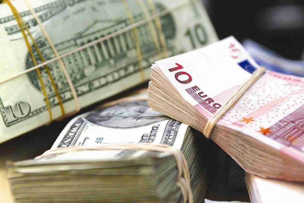 наявний курс валют
