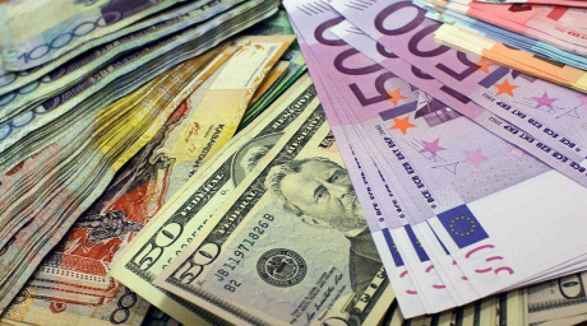 курс валют сьогодні
