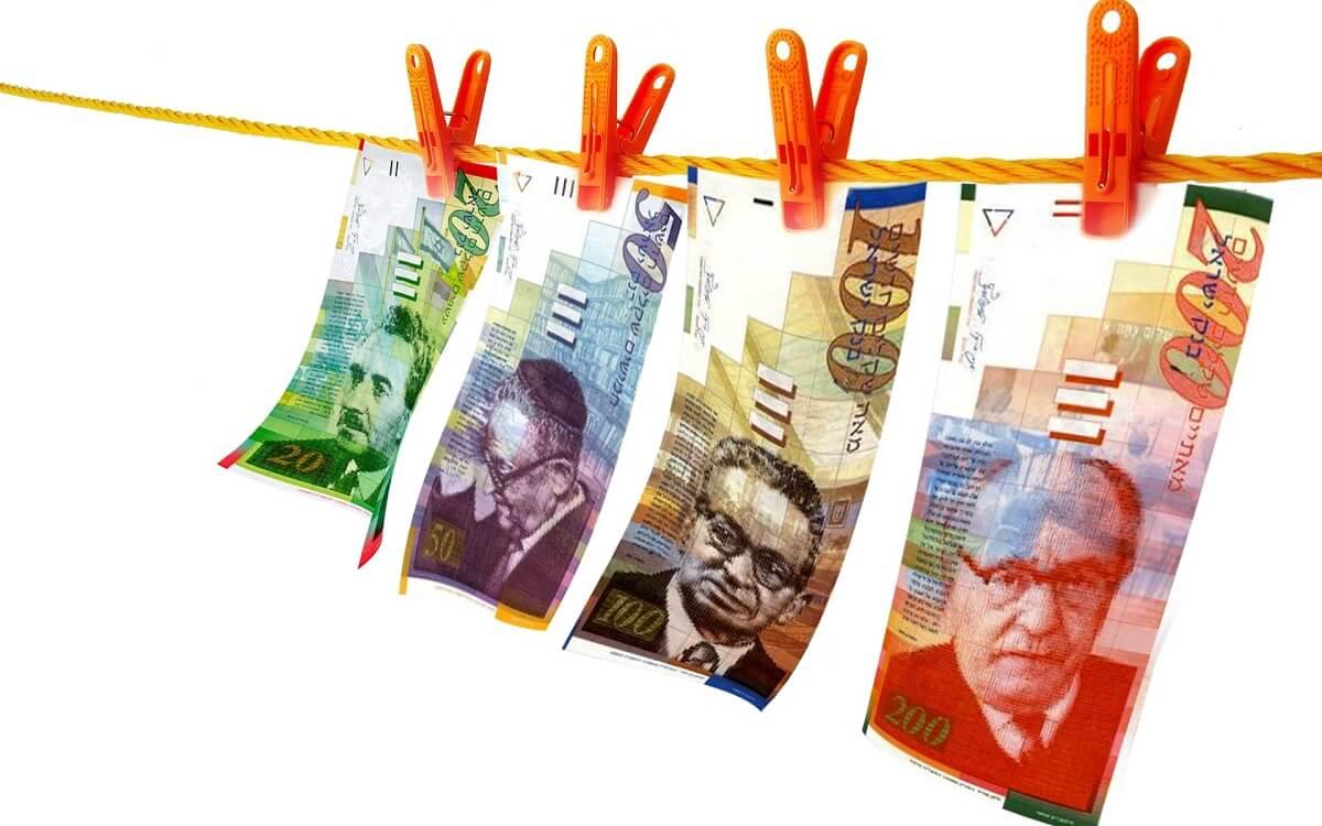 валюта в Ізраїлі