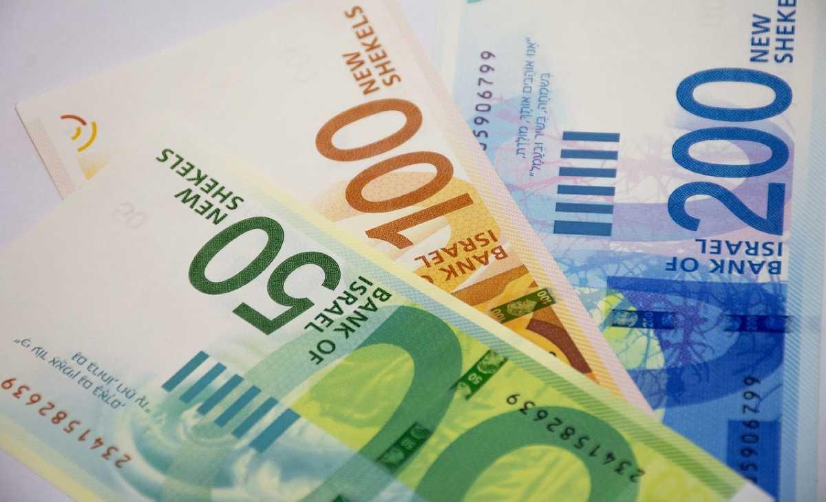 Ізраїль валюта