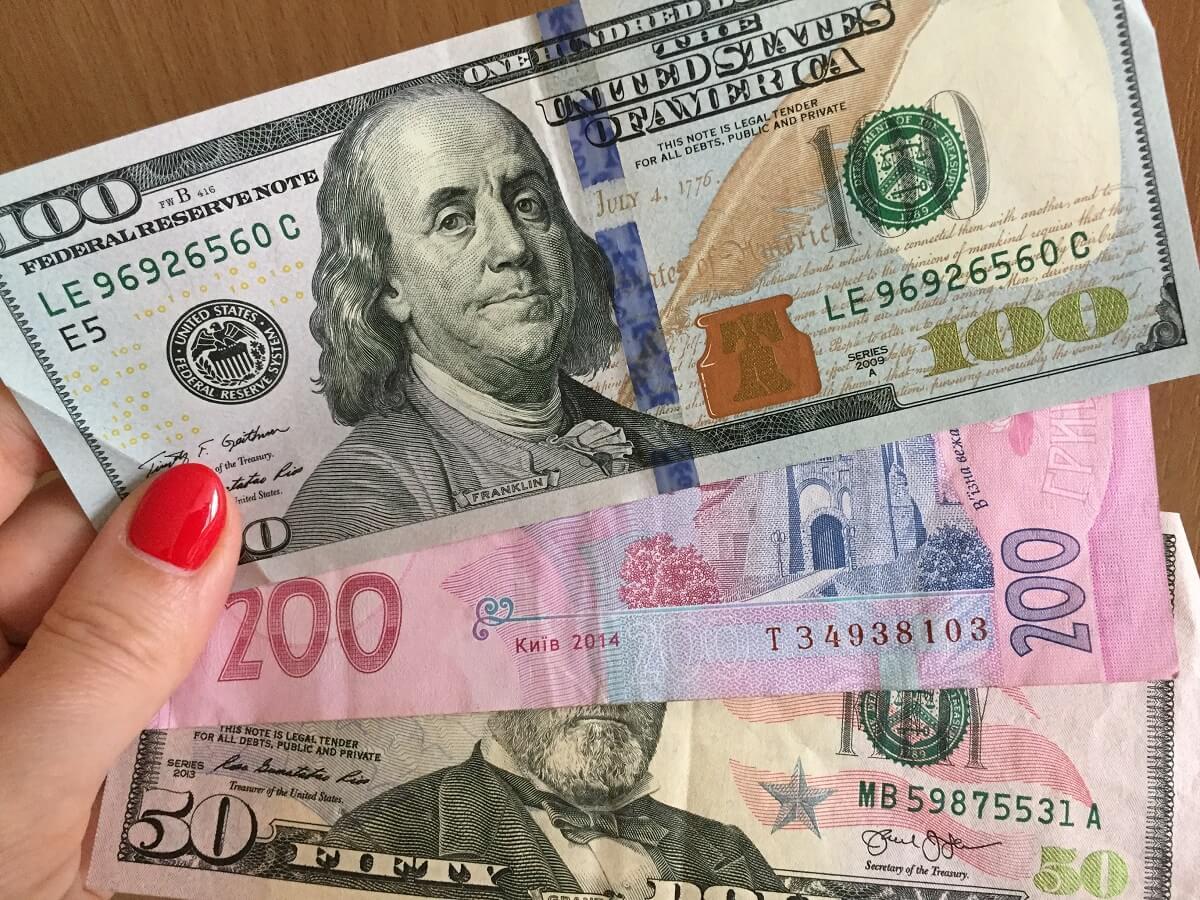 курс валют комерційний
