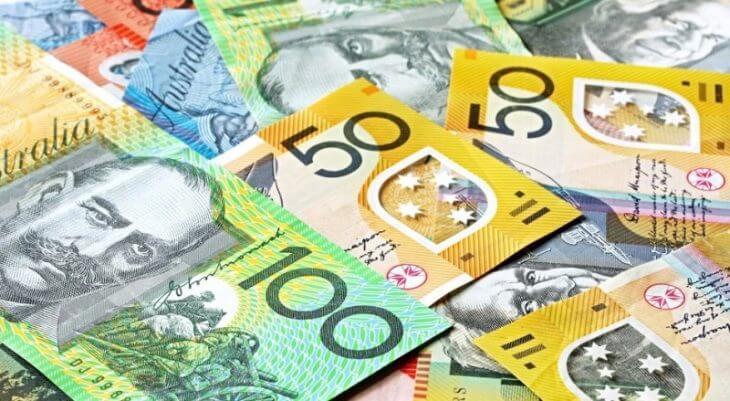 австралійський долар курс до гривні