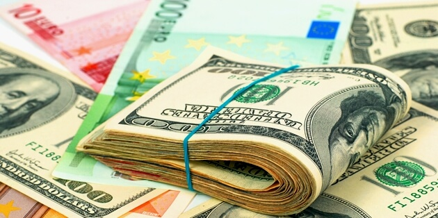 крос курс євро долар онлайн