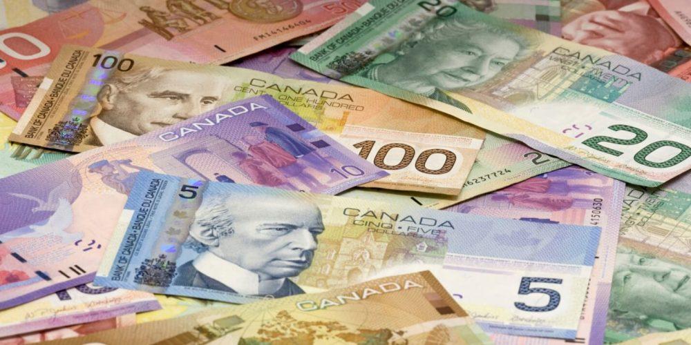 курс валют канадський долар